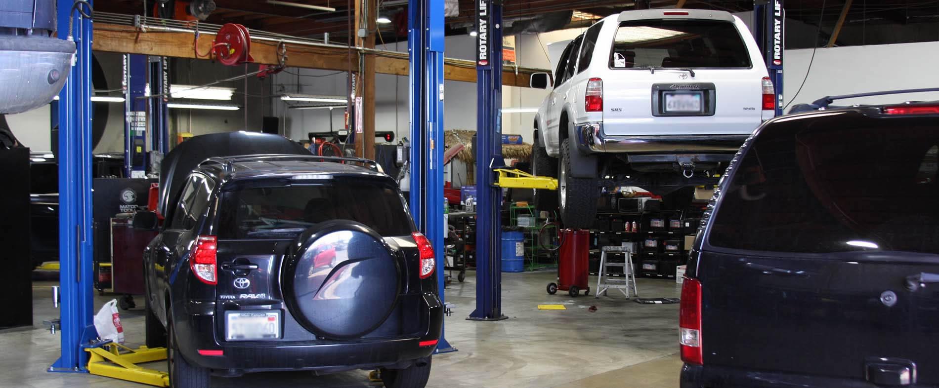 ron catt auto repair shop